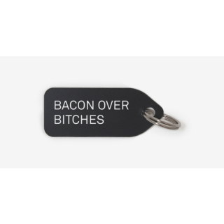 Obesek Bacon over bitches